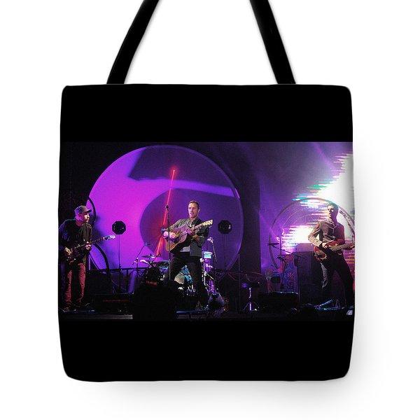 Coldplay5 Tote Bag by Rafa Rivas