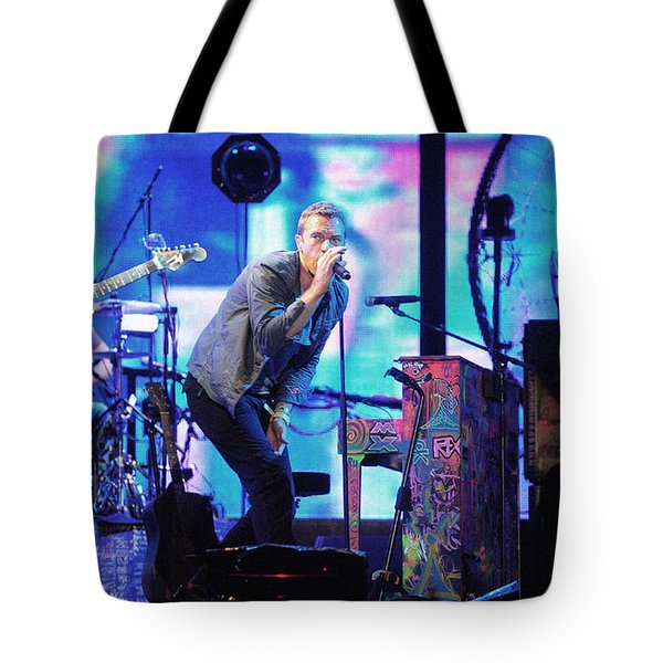 Coldplay7 Tote Bag