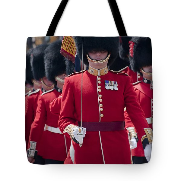 Coldstream Guards Tote Bag