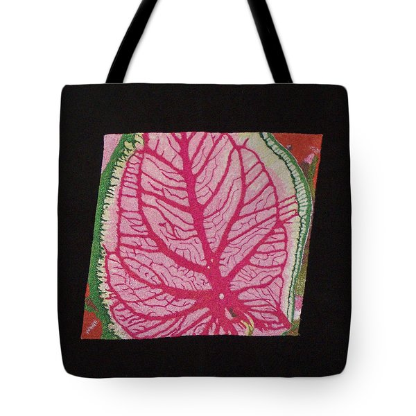 Coleus Tote Bag by Jenny Williams