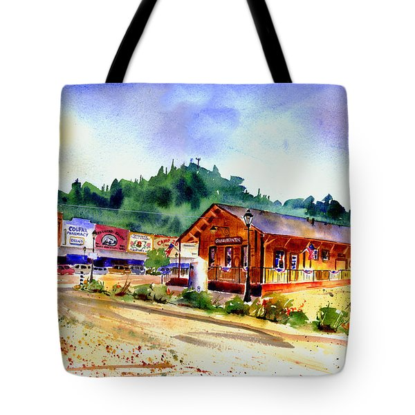 Colfax Rr Junction Tote Bag