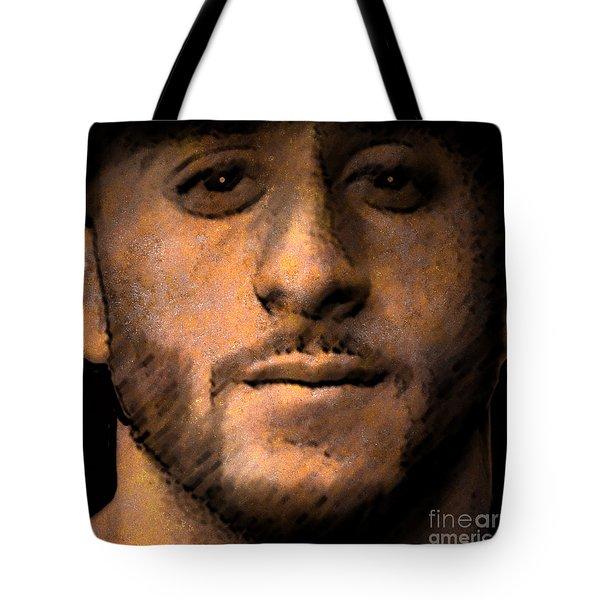 Colin Kaepernick Tote Bag