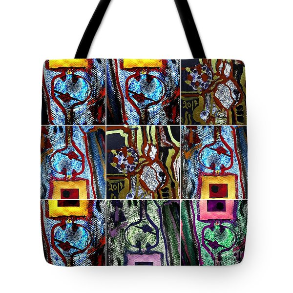 Collage-1 Tote Bag