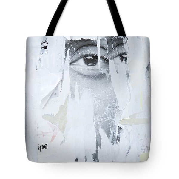 Street Collage 2 Tote Bag by Colleen Williams