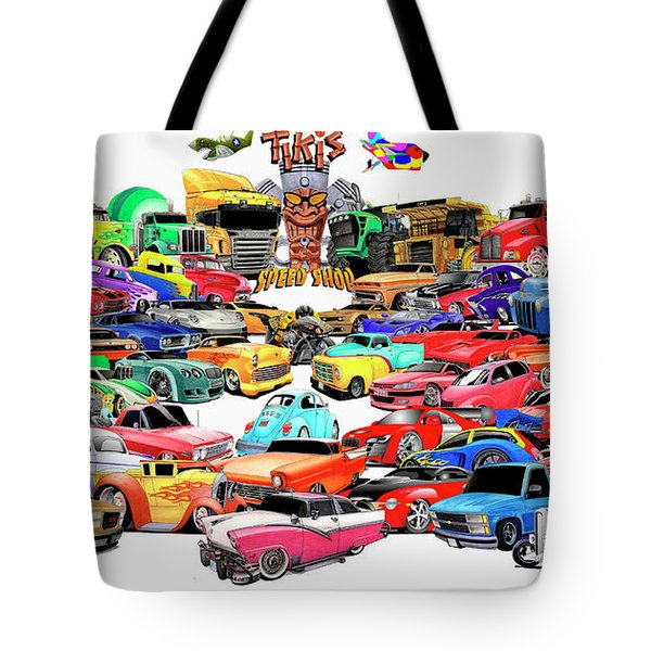 Collage2013 Tote Bag by Lyle Brown