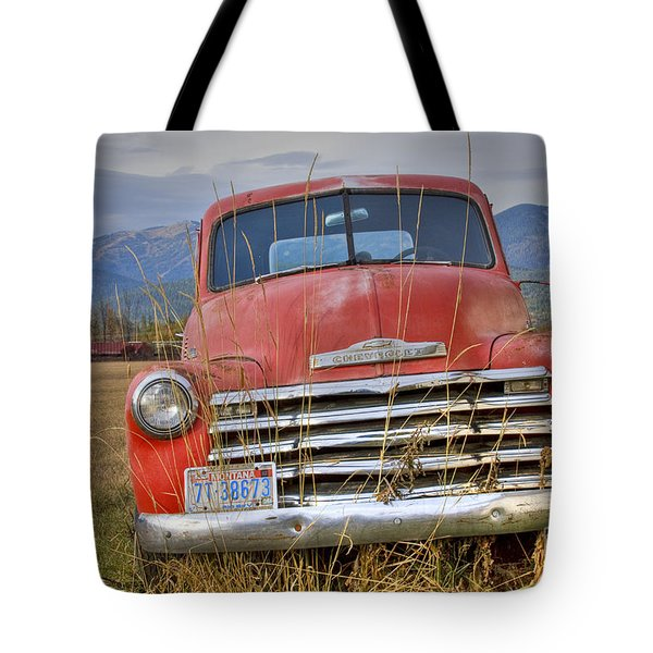 Collecting Weeds Tote Bag by Idaho Scenic Images Linda Lantzy