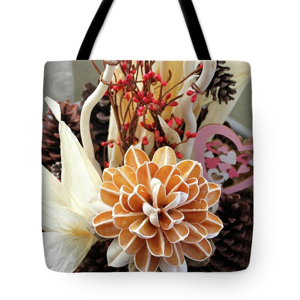 Collections Tote Bag by Lorna Maza