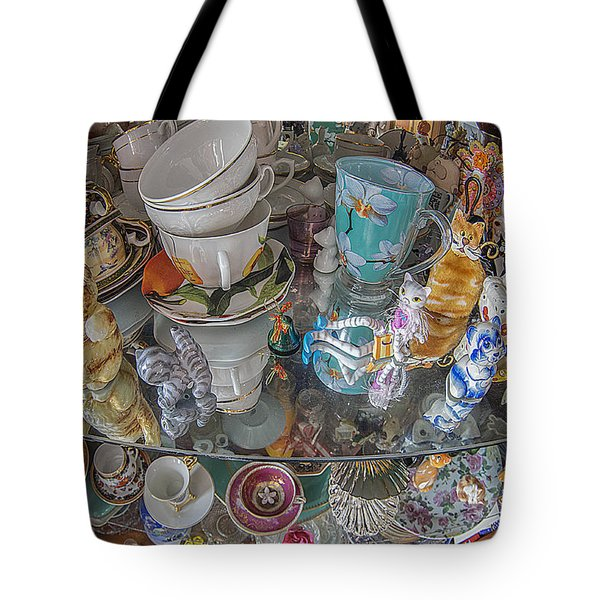 Collector's Item Tote Bag by Vladimir Kholostykh