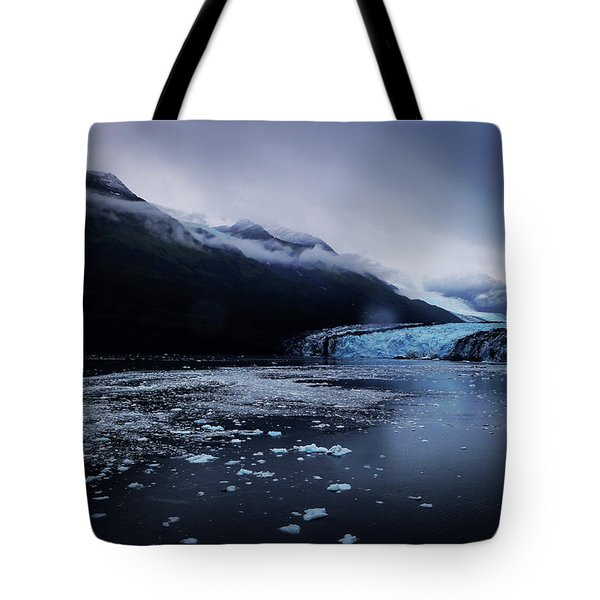 College Fjord Tote Bag
