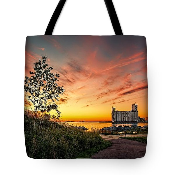Collimgwood Terminal Tote Bag