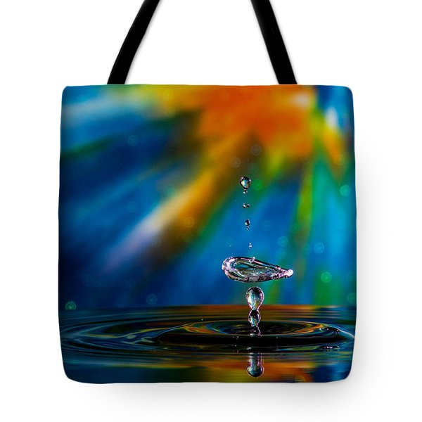 Collision 55 Tote Bag