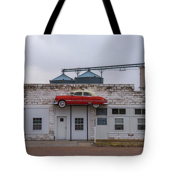 Collyer Bar Tote Bag by Darren White