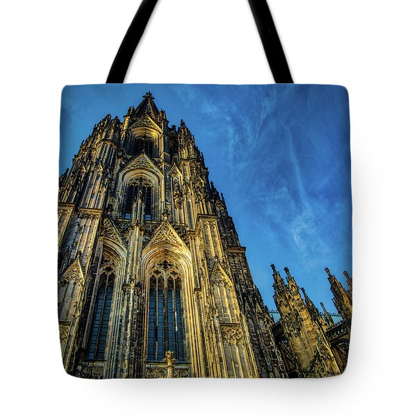 Cologne Cathedral Afternoon Tote Bag