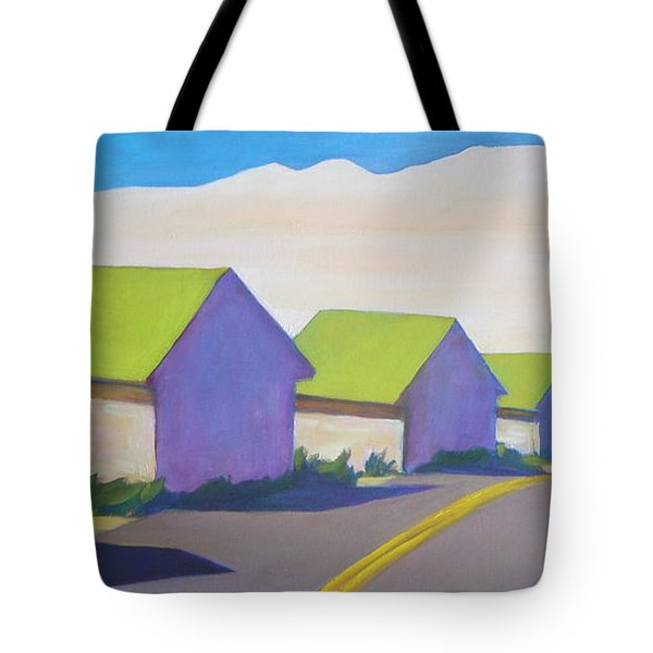 Colonized Tote Bag
