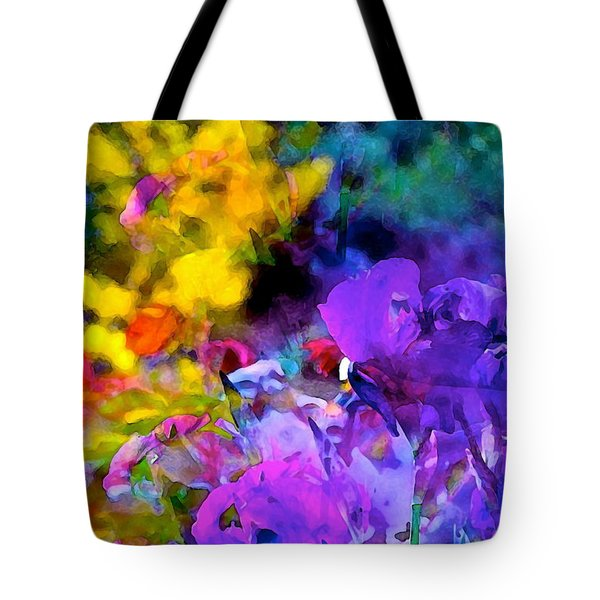 Color 102 Tote Bag