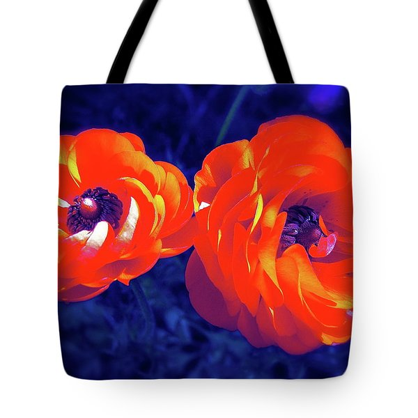 Tote Bag featuring the photograph Color 12 by Pamela Cooper