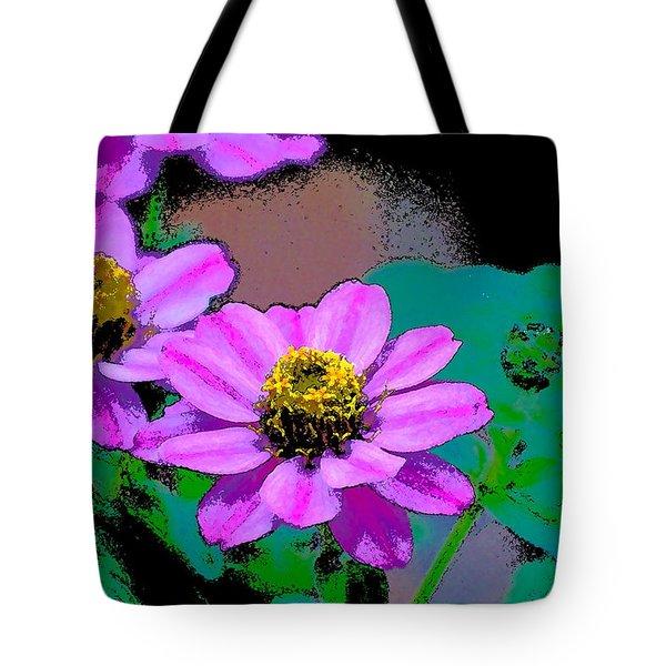Color 79 Tote Bag by Pamela Cooper