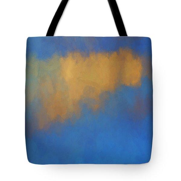 Color Abstraction Lvi Tote Bag