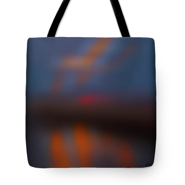 Tote Bag featuring the photograph Color Abstraction Lxiii Sq by David Gordon