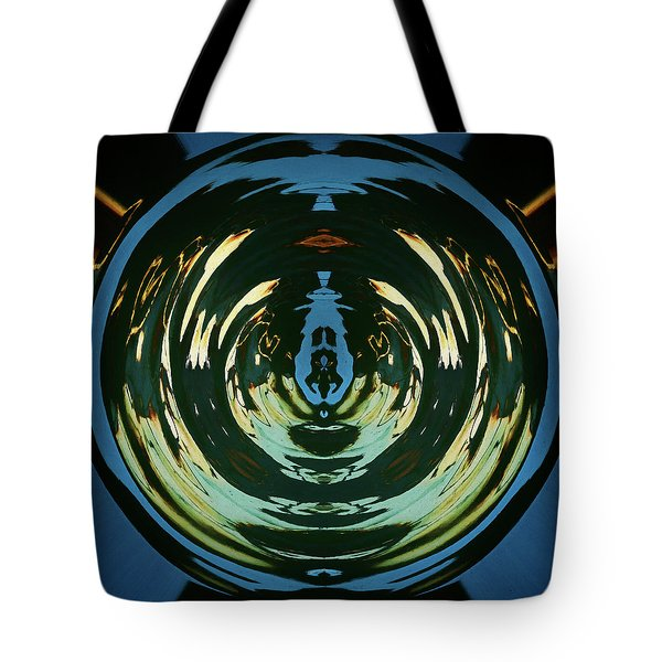 Tote Bag featuring the photograph Color Abstraction Lxx by David Gordon