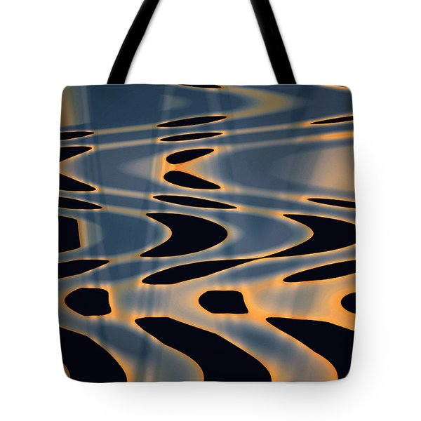 Color Abstraction Xxiv  Tote Bag