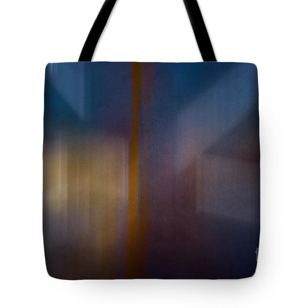 Color Abstraction Xxix Tote Bag