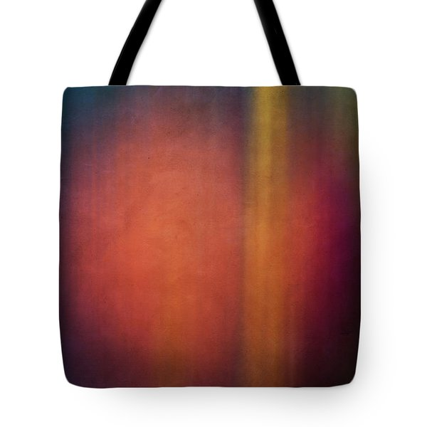 Color Abstraction Xxvii Tote Bag