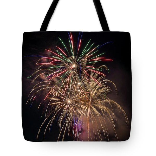 Tote Bag featuring the photograph Color And Chaos by Bill Pevlor