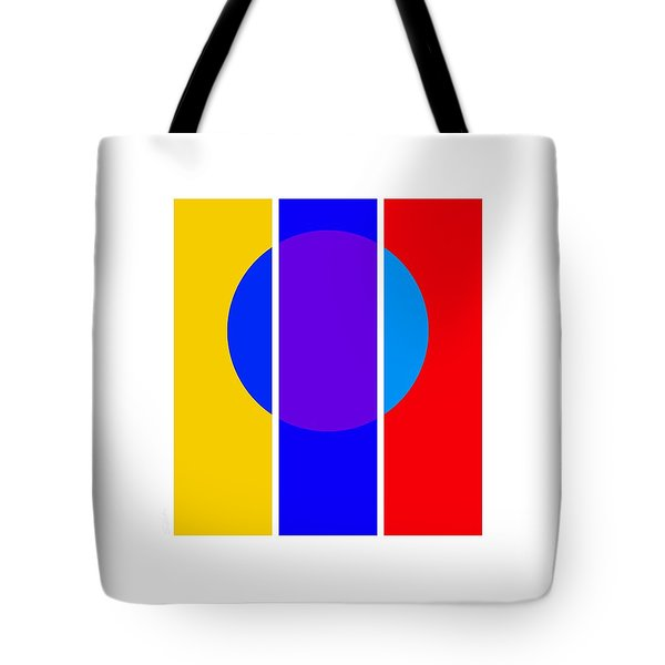 Color And Form Tote Bag by Charles Stuart