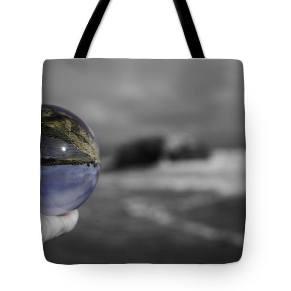 Color Ball Tote Bag