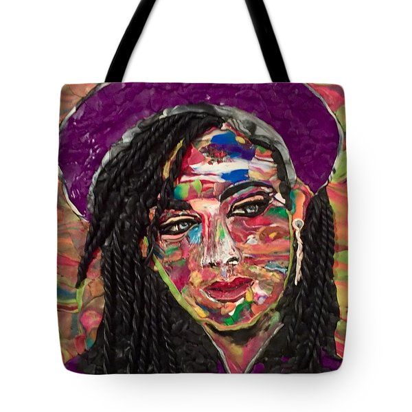 Color Chameleon Tote Bag