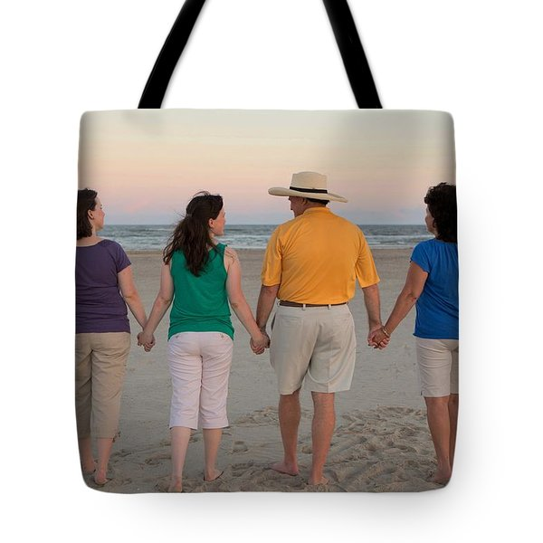 Color Enhanced Tote Bag by Betty Northcutt