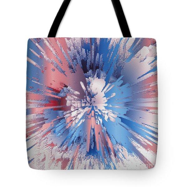 Dramatic Coloratura Soprano Tote Bag by Moustafa Al Hatter