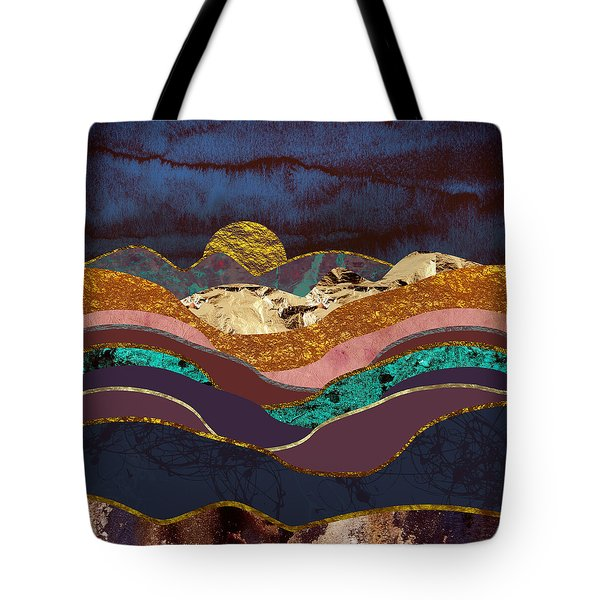 Color Fields Tote Bag
