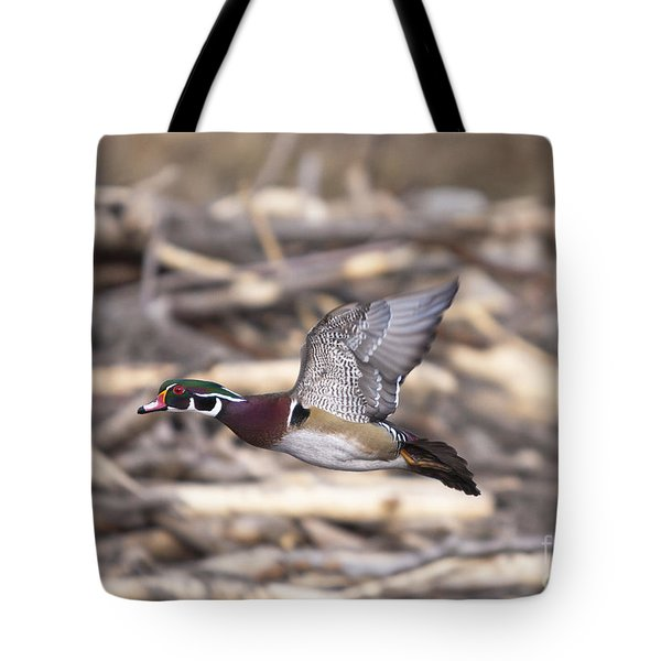 Color Flight II Tote Bag