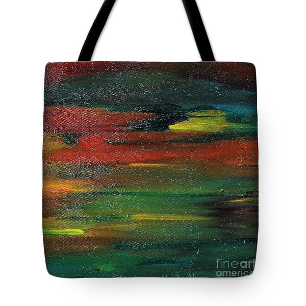 Color II Tote Bag