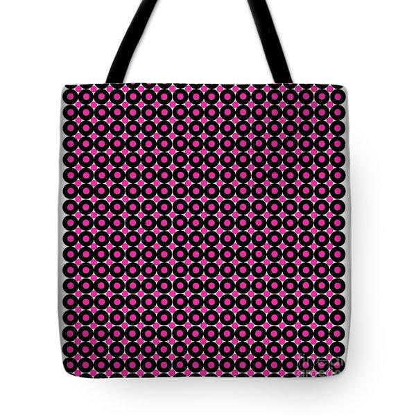 Color Illusion No1. Tote Bag