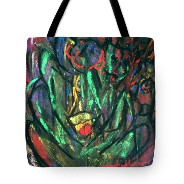 Color Life Tote Bag