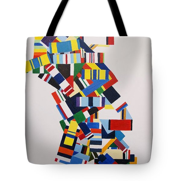 Color Linked To Personality Tote Bag