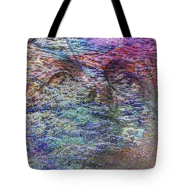 Color Look Tote Bag by Yury Bashkin