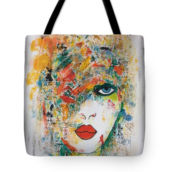 Color Me.... Tote Bag