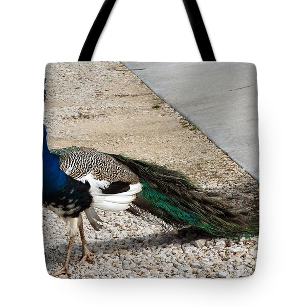Color Me Royal Tote Bag