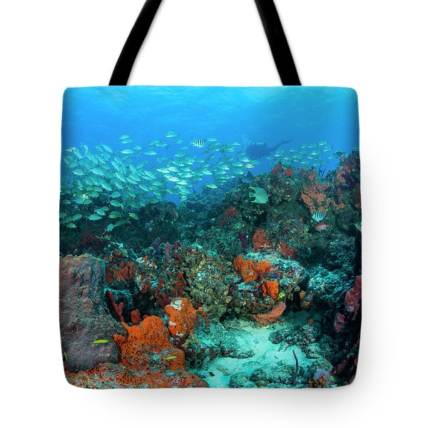 Color Of Life Tote Bag