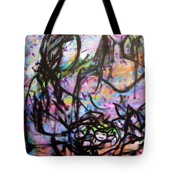 Color Of Lifes Tote Bag