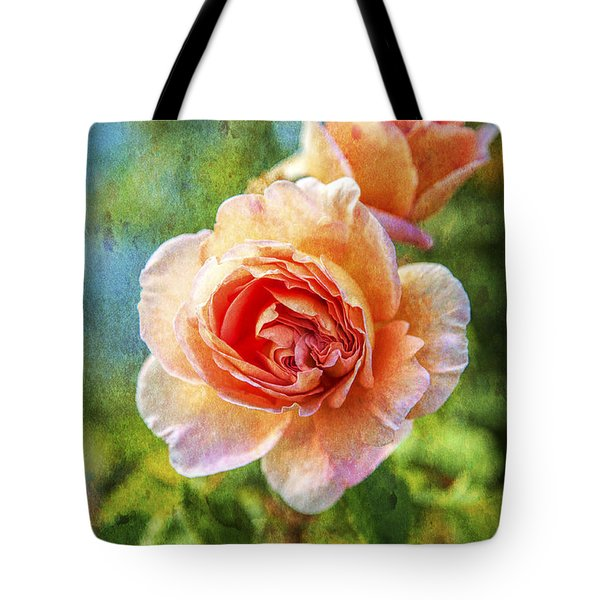 Color Of The Rose Tote Bag