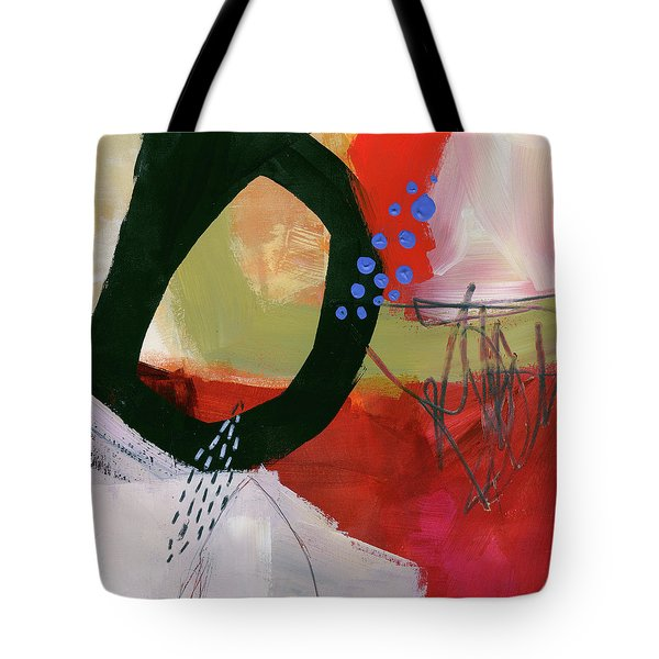 Color, Pattern, Line #1 Tote Bag by Jane Davies