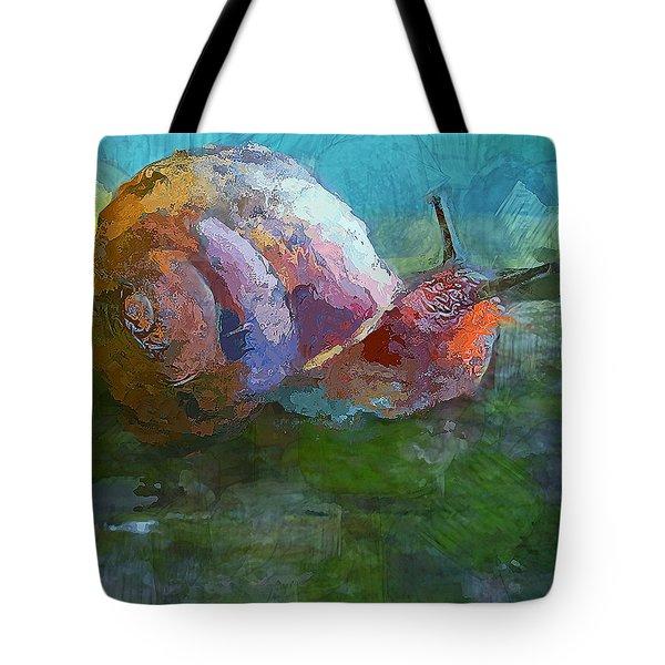 Color Snal Tote Bag