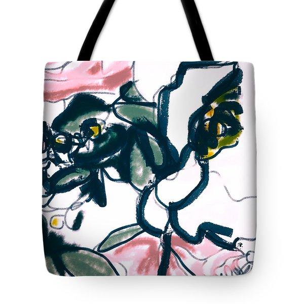 Color Study II Tote Bag