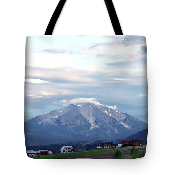 Colorado 2006 Tote Bag