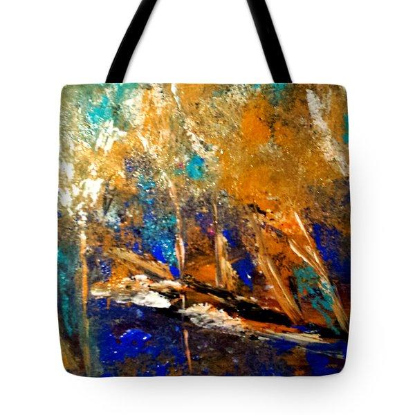 Colorado Aspen Tote Bag